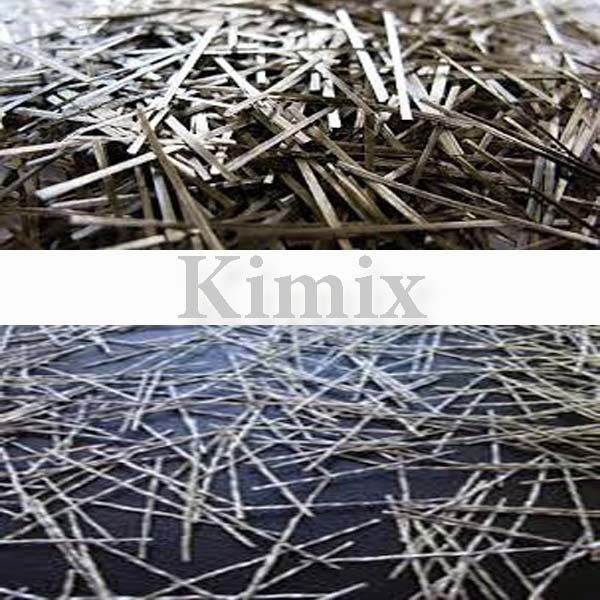 kimix الیاف فلزی